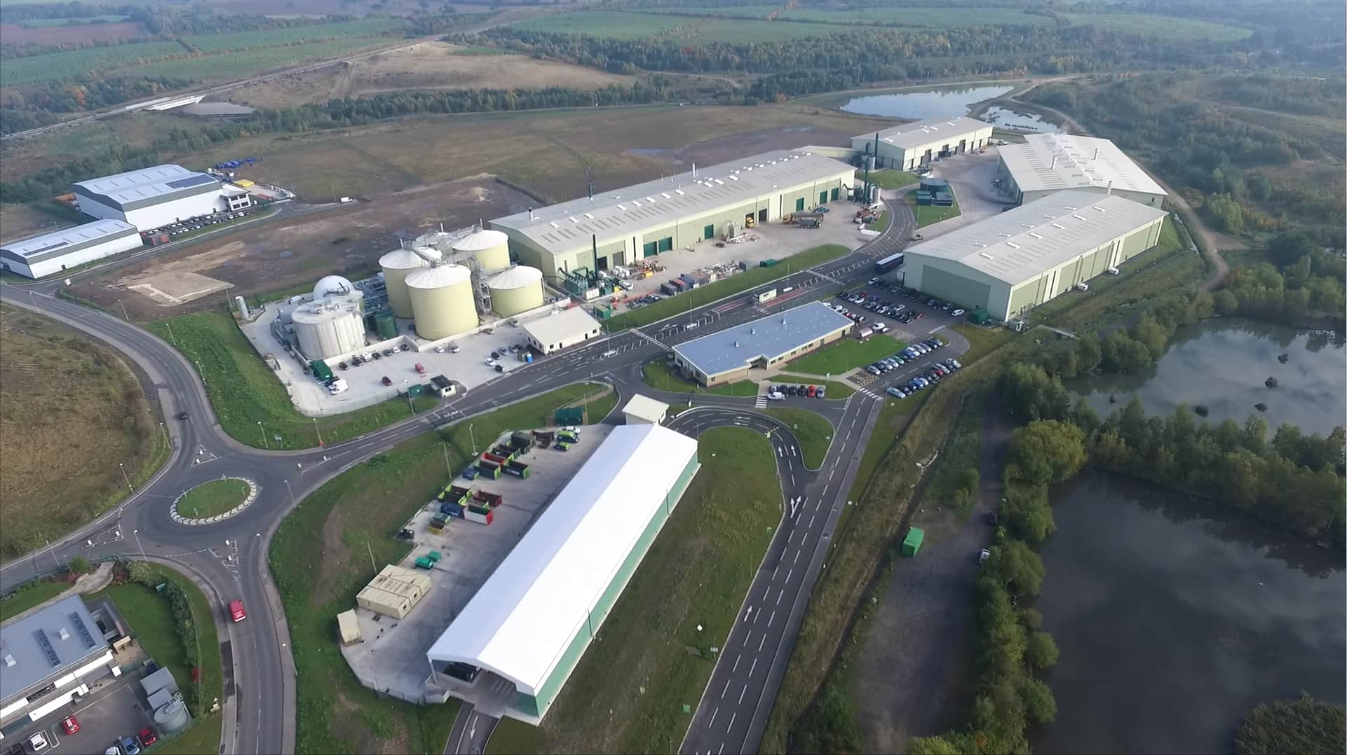 Shanks' Wakefield plant, which has yet to reach 'targeted profitability'