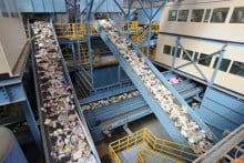 UPM has increased sorting capacity for commingled material at its Shotton MRF