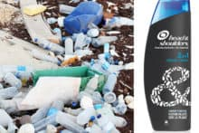 The limited edition bottle will be made using plastic collected from beaches and recycled